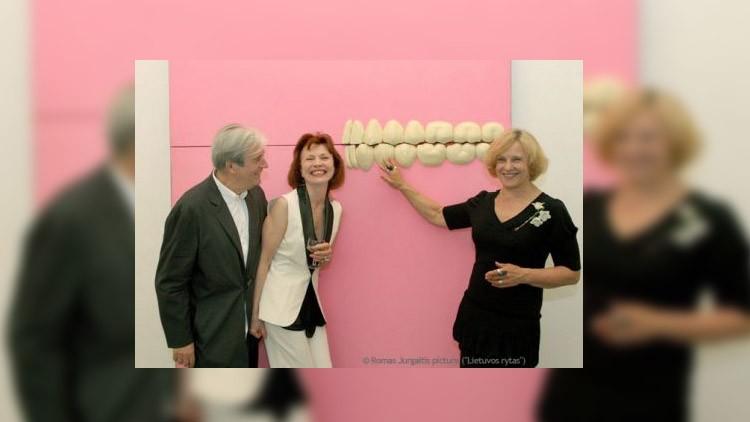 Galerija Vartai à la Biennale de Venise
