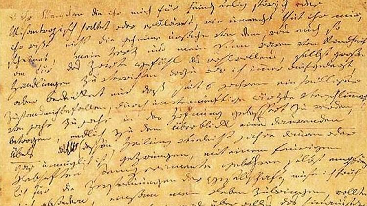 Ludwig Van Beethoven : le testament d'Heiligenstadt